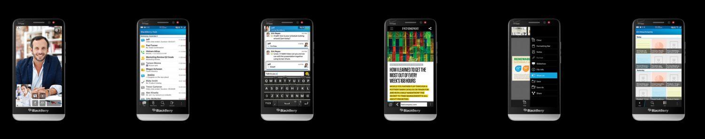 Exploring New Blackberry Phones